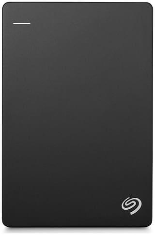 Seagate 1 TB USB 3.0 External HDD - Black