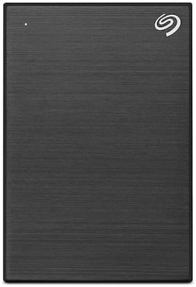 Seagate Backup Plus Slim 1 TB USB 3.0 External HDD - Black