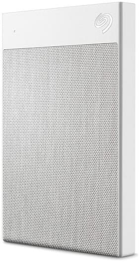 Seagate Backup Plus Ultra Touch Portable 1 TB USB 3.0 External HDD - Silver