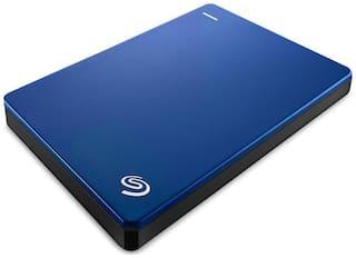 Seagate 2 TB USB 3.0 External HDD - Blue