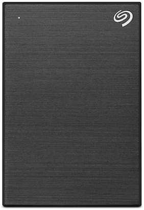 Seagate Backup Plus Slim 2 TB USB 3.0 External HDD - Black