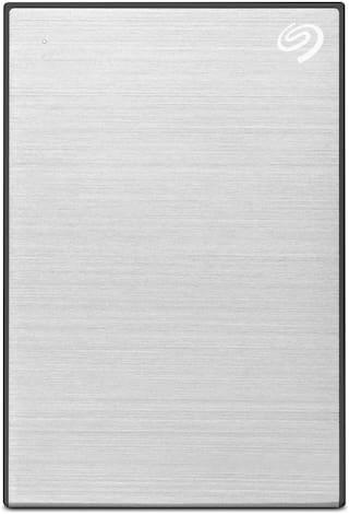 Seagate Backup Plus Portable 5 TB USB 3.0 External HDD - Silver
