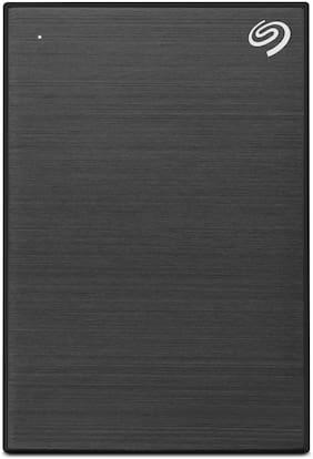 Seagate Backup Plus Portable 5 TB USB 3.0 External HDD - Black
