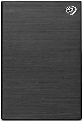 Seagate Backup Plus Slim 2 TB USB 3.0 External HDD - Black