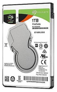 """Seagate FireCuda ST1000LX015 1 TB 2.5"""" Internal Hard Drive"""