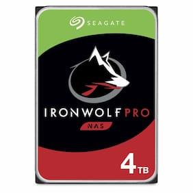 Seagate IronWolf 4TB NAS Internal Hard Drive HDD - 3.5 Inch SATA 6Gb/s 5900 R...
