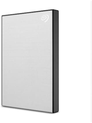 Seagate One Touch 2 TB USB 3.0 External HDD - Silver