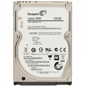 "Seagate SSHD ST1000LM014 1TB SATA 64MB 2.5"" Laptop Solid State Hybrid Hard Drive"