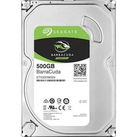 Seagate ST500LM030 2.5 in. - 500GB 128MB Mobile Hard Disk Drive SATA - 5400 Rpm