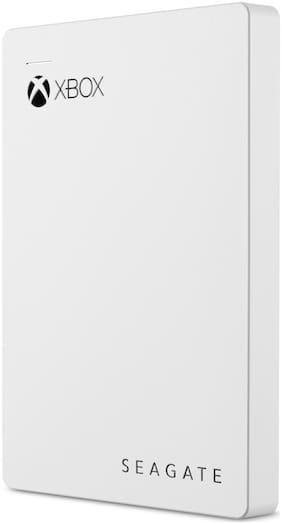 Seagate 2 TB Hard Disk Drive External Hard Disk USB 3.0 - White , STEA2000417