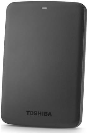 Toshiba 1 TB Hard Disk Drive External Hard Disk USB 3.0 - Black
