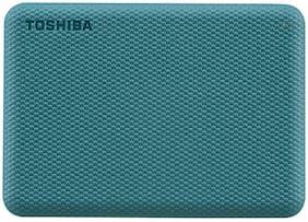 Toshiba HDTCA40AG3CA 4 TB USB 3.0 External HDD - Green