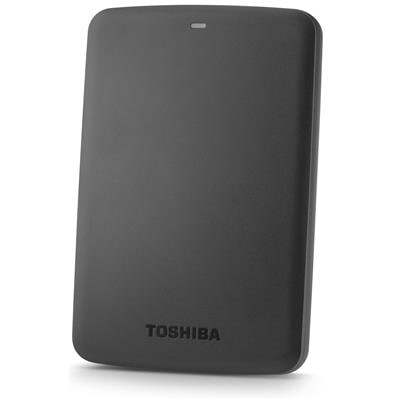 Toshiba Canvio Basics 2.5 2 TB Portable External Hard Drive (Black)