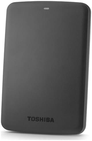Toshiba 1 TB USB 3.0 External HDD - Black