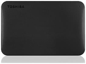 Toshiba HDTP210EK3AA 1 TB USB 3.0 External HDD - Black