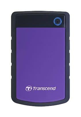 Transcend 4TB StoreJet 25H3 USB 3.1 Portable Hard Drive w/ Shock Protection