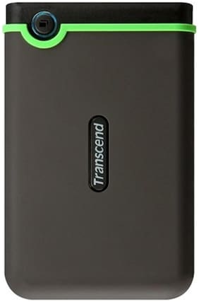 Transcend 2 TB USB 3.0 External HDD - Black