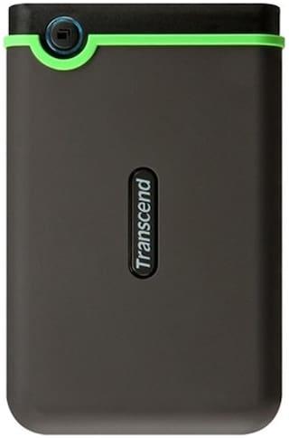 Transcend 2 TB USB 3.0 External HDD - Black