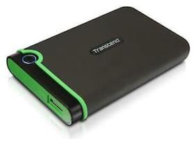 "Transcend StoreJet 25M3 500 GB 2.5"" External Hard Drive - Portable"
