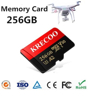 Ultra 64GB 128GB 256GB Micro SD SDHC Memory Card UHS-I for Phone/Tablet/PC