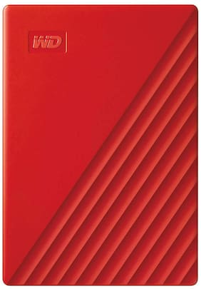 WD 2 TB Hard Disk Drive External Hard Disk USB 3.0 - Red , WDBYVG0020BRD-WESN