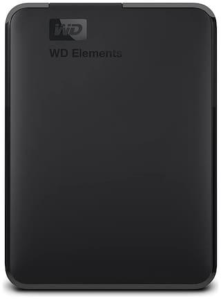 WD WDBU6Y0015BBK-WESN 1.5 TB USB 3.0 External HDD - Black