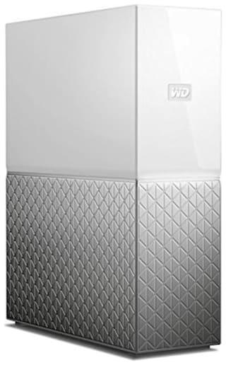 WD My Cloud Home WDBVXC0020HWT-BESN 2 TB Wireless & USB 3.0 External HDD - White