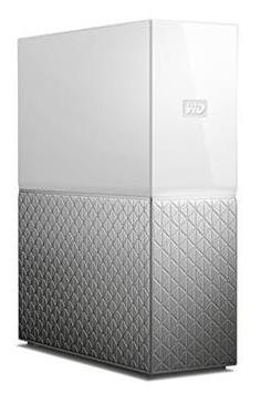 WD My Cloud Home WDBVXC0060HWT-BESN 6TB External Hard Disks (White)
