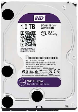 WD Wd10purx 1 tb 3.5 Internal HDD