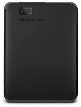WD WDBU6Y0040BBK-WESN 4 TB External Hard Disks (Black)