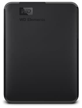 WD Elements 4TB Portable Hard Drive (Black)