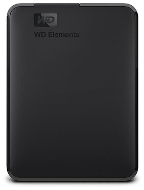 WD WDBU6Y0040BBK-WESN 4 TB External Hard Disks (Black)