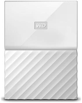 WD 4 TB Hard Disk Drive External Hard Disk USB 3.0 - White , WDBYFT0040BWT-WESN