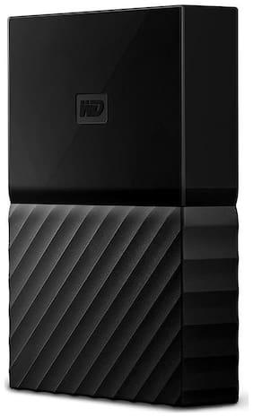 WD 4 TB Hard Disk Drive External Hard Disk USB 3.0 - Black , WDBYFT0040BBK