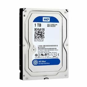 "Western Digital Caviar Blue WD10EZEX 1 TB 3.5"" Internal Hard Drive - SATA/600 -"
