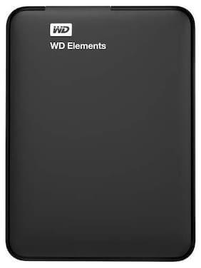 WD Western Digital WDBU6Y0030BBK-EESN 3TB External Hard Drive (Black) 3 TB Hard Disk Drive External Hard Disk USB 3.0 - Black , WDBHDW0030BBK-EESN