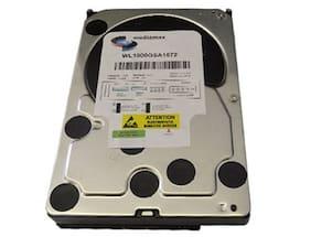 "WL 1TB (1000GB) 16MB Cache 7200RPM SATA2 3.5"" Desktop Hard Drive -FREE SHIPPING"