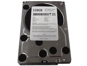 "WL 320GB 8MB Cache 5400RPM SATA 3.0GB/s 3.5"" Desktop Hard Drive -FREE SHIPPING"