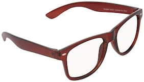 Adam Jones Arc Coating Wayfarer Sunglass For Men & Women (Chocolate Brown Frame)