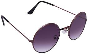 Amour Round Unisex Round Retro Sunglasses