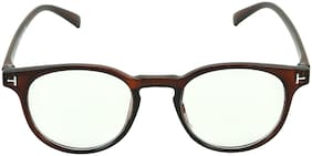 Amour Regular lens Oval Frame Sunglasses for Men - 1