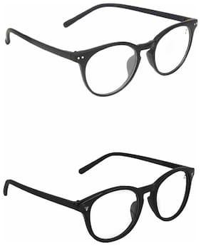Lee Topper Anti glare lens Round Frame Sunglasses for Men - 2