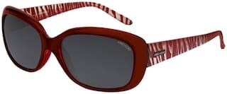 ARCADIO Regular lens Rectangular Frame Sunglasses for Women