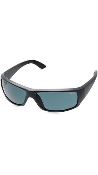 Buy Arnette Sawbuck An4154-214481-3p Green Rectangular Sunglasses ... 1c7e87802d