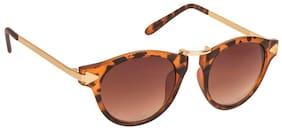 Arzonai Bowen MA-031-S4 Unisex Round Sunglasses