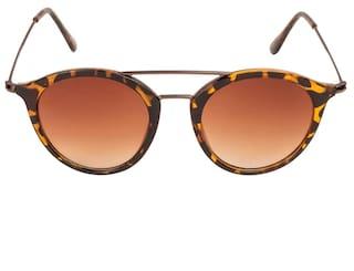 Arzonai Duckworth MA-055-S3 Unisex Round Sunglasses