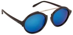 Arzonai Spartan MA-005-S8 Unisex Round Sunglasses
