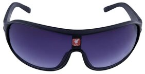 Liverpool FC Black Wrap-around Sunglass (Medium Size) (Official Merchandise)