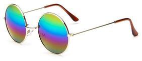 Brand Unisex Retro Sunglasses Polarized Lens Vintage Eyewear Accessories Sun Glasses For Men/Women UV400