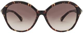 Calvin Klein Women Oval Sunglasses